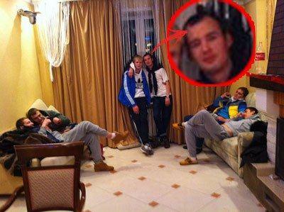 Александр Тишков - один из посрадавших от взрыва на Доме-2