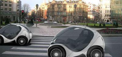Испанский чудо-мобиль через год уже появится на дорогах Европы