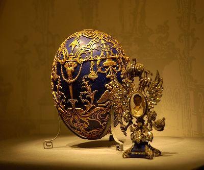 Яйца Фаберже известны во всем мире