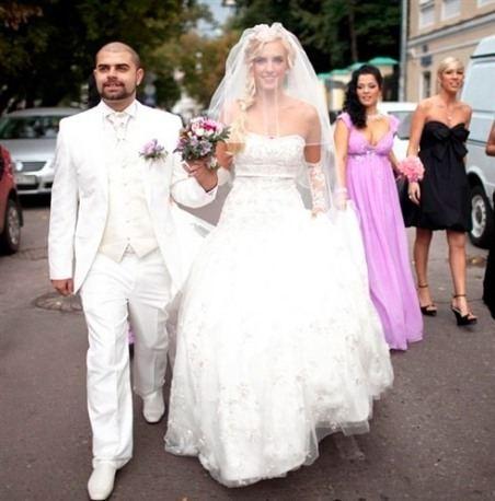 Свадьбы ильи гажиенко