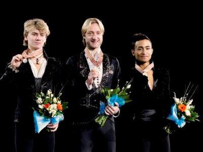 Тройка победителей