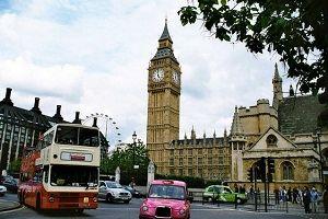 Лондон по-прежнему лидер списка