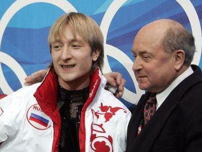 Алексей Мишин рад за своего ученика