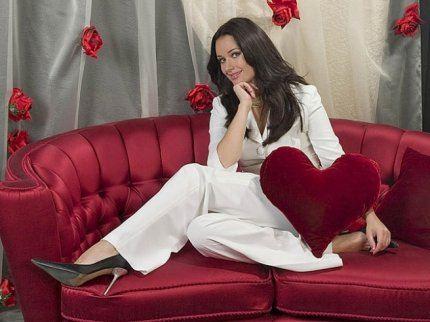 Пожелаем Оксане Федоровой большого женского счастья!