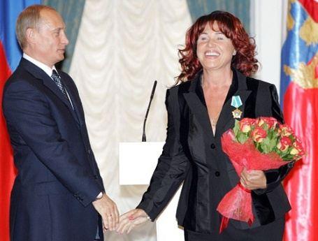 У России есть надежда - по фамилии Бабкина
