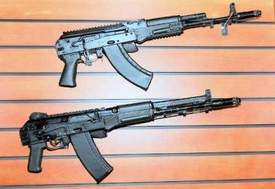 Ижмаш представил АК-12