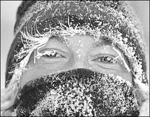 Мороз пришел из Якутии