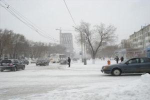 Весна в Казахстане будет поздняя и затяжная