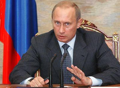 Владимир Путин против цензуры в Интернете