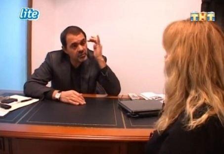 Ирина Александровна на приеме у пластического хирурга Сергея Блохина