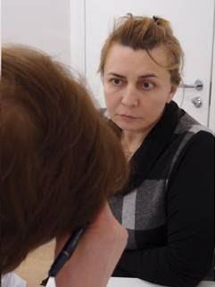 Ирина Александровна после операции