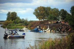 Катастрофа произошла 7 сентября 2011 года