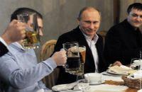 Путин - сложный биоробот