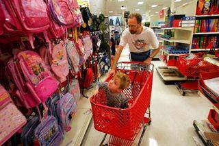 Родители не экономят на товарах для детей