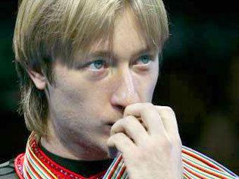 Евгений Плющенко в восторге от Путина