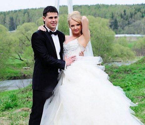 Отгремела свадьба Сергея и Дарьи Пынзарь