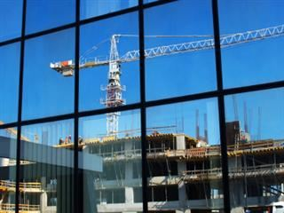 Масштабные строительные работы