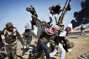 Снимок Аранда сделан во время беспорядков в Йемене
