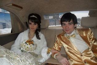 Новоиспеченные молодожены «Дома-2» Катя Токарева и Венцеслав Венгржановский