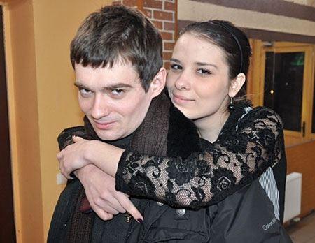 Катя и Венц - эпатажная пара проекта
