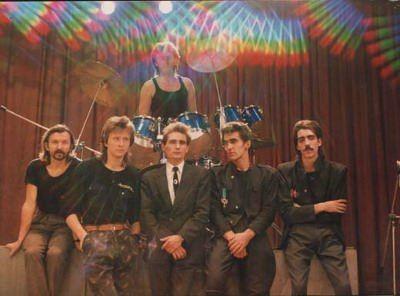 Группа Наутилус Помпилиус побила все рекорды популярности в СССР