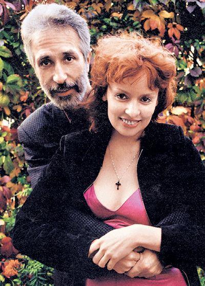 Жанна Эппле и Илья Фрэз