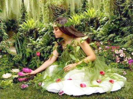 Жить в гармонии с природой - большое счастье для любого человека