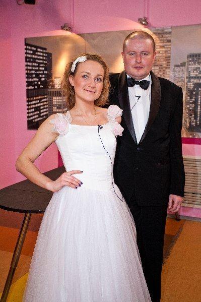 Ох, не зря примеряли свадебные наряды Николай Должанский и Лера Мастерко!