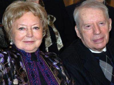 Людмила Касаткина ушла вслед за мужем