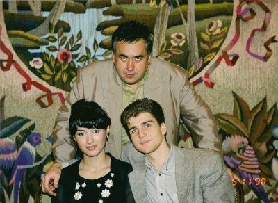 Тина Канделаки и Садальский