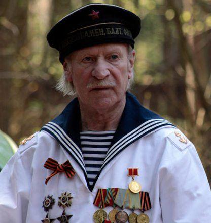 Советский и российский актёр театра и кино Иван Краско
