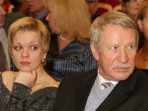 Иван Краско и Наталья Вяль - теперь бывшие супруги