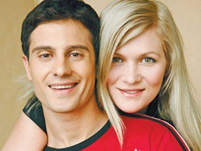 В семье Антона Макарского и Виктории Морозовой ожидается пополнение