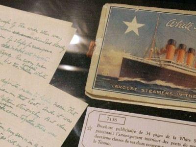 Письма погибшего хирурга корабля выставят на торги