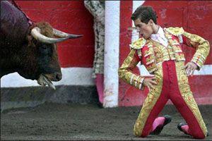 Испанцы - страстный народ