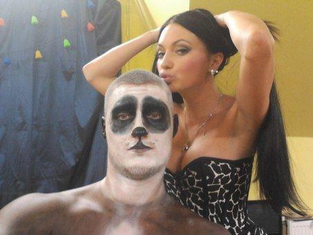 Женя Феофилактова и Александр Задойнов дожили и до драки