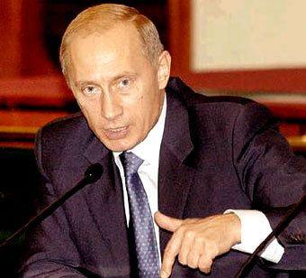 Владимир Путин видит угрозу провокаций