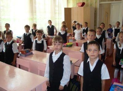 Многие российские школы практикуют единую форму одежды