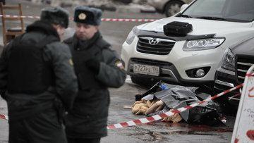 Ирина Зироян была убита в четверг