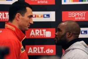Мормек уверен в победе над Кличко