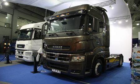 Европейские грузовики