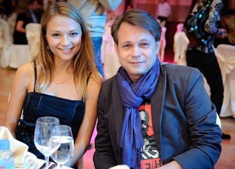 Владимир Левкин с супругой Мариной