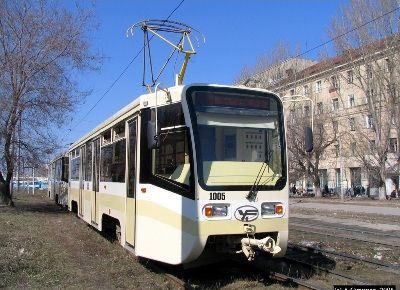 Трамваи в Саратове ходят, как правило, без перебоев