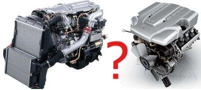 Выбирайте двигатель правильно