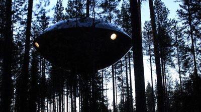 Гостиницы-НЛО привлекают туристов