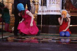 В Храме Христа Спасителя пять девушек исполнили богохульную песню