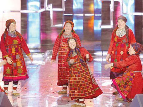 На этот раз Россию будет представлять умудренный опытом коллектив Бурановских бабушек
