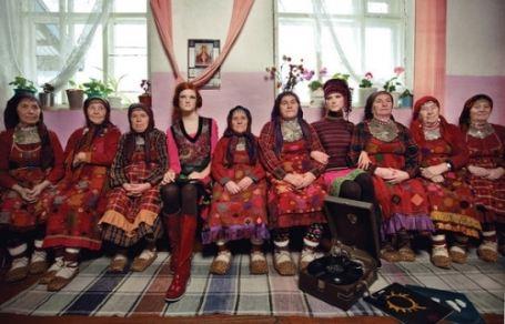 Группа Бурановские бабушки из Удмуртии покорила сердца телезрителей и жюри