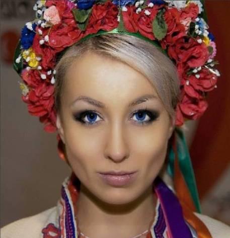 Лиля Киш - представительница Украины на проекте Дом-2