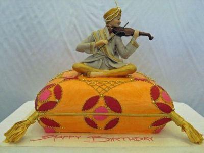 Торт-подушка